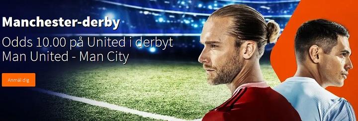 Superodds Man Utd