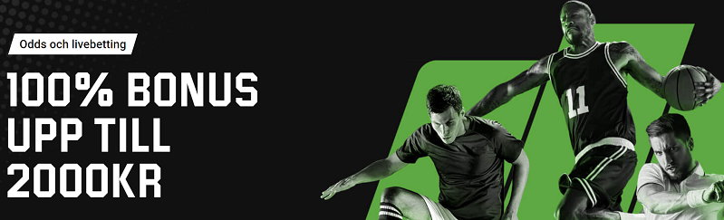 Spelbolagens oddsbonusar till Allsvenskan 2020
