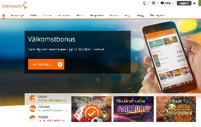 Betsson Casino ohne download