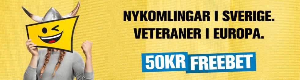 Interwetten 50 kr gratis odds