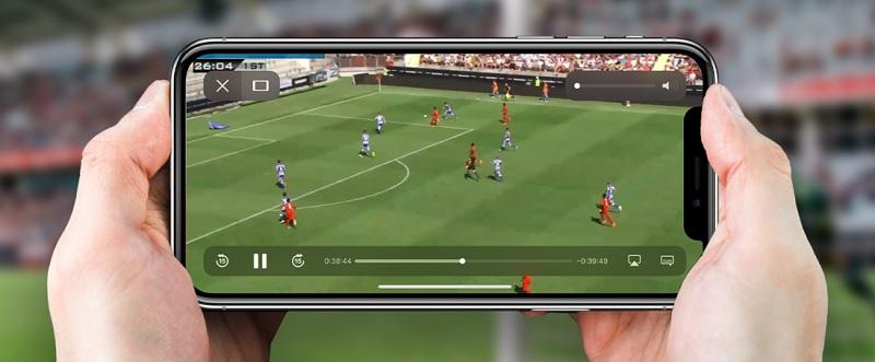 Livestreaming av fotboll hos svenska spelbolag