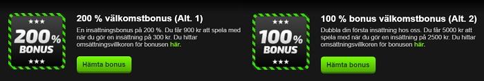 Ny Mobilebet oddsbonus på 100% upp till 2500 kr