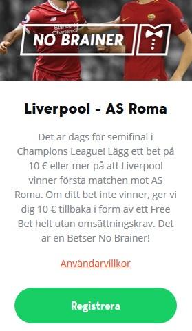 No Brainer Liverpool