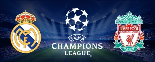 Alla erbjudanden på Real Madrid - Liverpool 26 Maj 2018