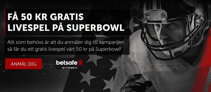 Spela på Super Bowl gratis