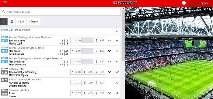 Svenska spel live betting soccer