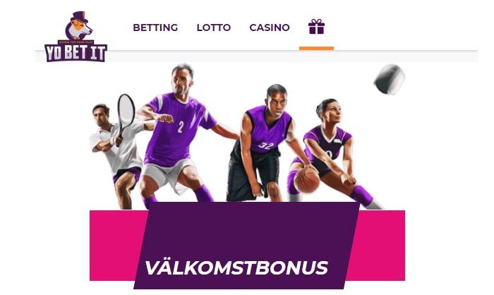 Yobetit - Nytt spelbolag i Sverige 2019